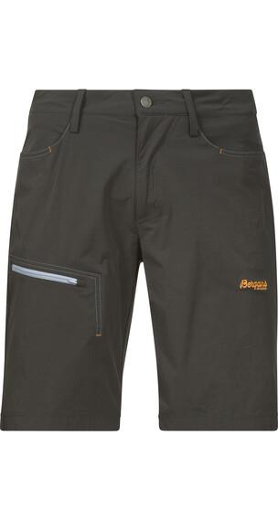 Bergans M's Moa Shorts Solid Charcoal/Dusty LT Blue